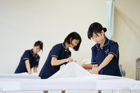 看護学科 - 学科紹介 - 九州中央...
